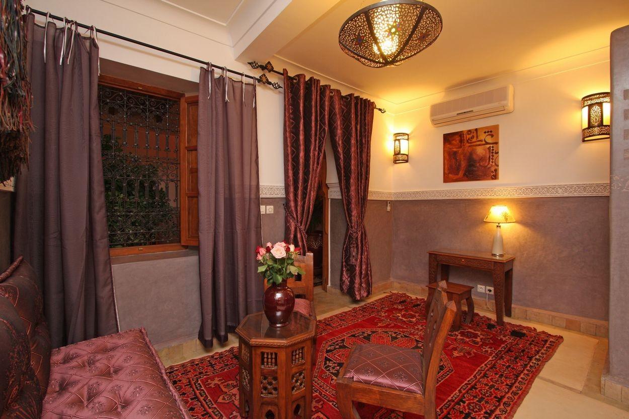 Riad oumaima marrakech galerie photo for Chambre 13 album